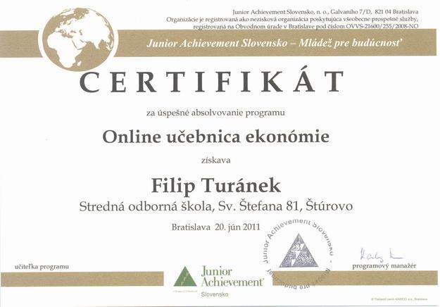Aplikovaná ekonómia, Online učebnica